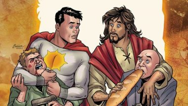 DC Cancels Comic Book 'Second Coming' That Portrays Jesus Christ As Superhero Sun-Man's Sidekick Following Backlash